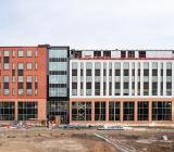 Nya stadsdelen Ebbepark i centrala Linköping. Foto: Andreas Skogh