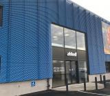 Ahlsells nya butik i Halmstad. Foto: Ahlsell