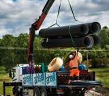 VA-lösningar från Ahlsell. Foto: Ahlsell