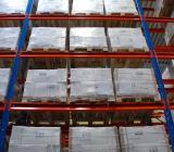 Interiör från Arredos logistikanläggning i Trelleborg. Foto: Arredo