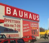 Bauhaus Barkarby. Foto: Rolf Gabrielson