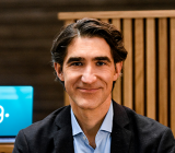 Adam Schatz, koncernchef BHG  (Byggghemma). Foto: BHG