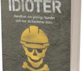 Beijer Byggmaterials bok Bygga åt idioter. Foto: Beijer Byggmaterial