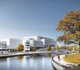 Nya Campus Eskilstuna, Mälardalens högskola