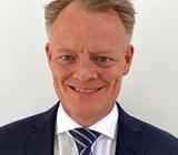 Jacob Götzsche, koncernchef för Caverion från 9 augusti 2021. Foto: Caverion