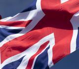 Brittiska flaggan. Foto: Colourbox
