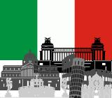 Italien. Illustration: Colourbox