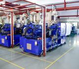 Interiör från plasttillverkningsanläggning. Foto: Colourbox