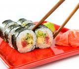 Genrebild sushi. Foto: Colourbox