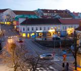 Strömstads centrum. Foto: Colourbox