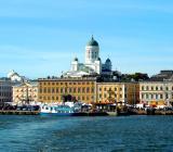 Helsingfors Foto: Colourbox