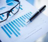 Finansiell rapport. Foto: Colourbox