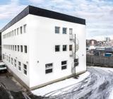 Ifös och Idos nya hus i Bromma. Foto: Svenska Hus