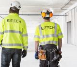 Montörer från Eitech. Foto: Eitech