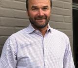 Peter Zäll, Stockholms-KAM på Elko från augusti 2019. Foto: Elko