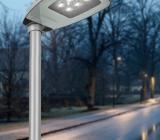 LED-gatubelysning från Fagerhult. Foto: Fagerhult