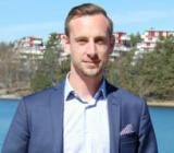 Håkan Ferm, ny försäljningschef för V&B Gustavsbergs svenska verksamhet. Foto: Villeroy & Boch Gustavsberg