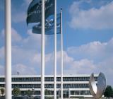 Grundfos huvudkontor i danska Bjerringbro. Foto: Grundfos