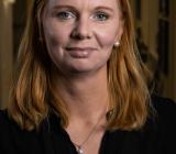 Jennie Sagström, vd på Kinnan AB. Foto: Kinnan