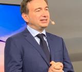 Nexans koncernchef Christopher Guérin. Foto: Rolf Gabrielson