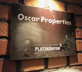 Ett av Oscar Properties pågående bostadsprojekt på västra Kungsholmen i Stockholm. Foto: Rolf Gabrielson