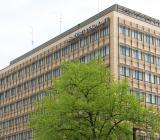 Kontorsfastigheten Asemapäällikönkatu 12 i Helsingfors får nya VS- och elinstallationer av två Instalcobolag. Foto: Instalco
