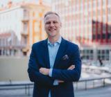 Jonas Granzell, Sverigechef för Are från september 2019. Foto: Are