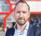 Johan Saxne, marknadschef på Bauhaus Sverige. Foto: Mattias Hamrén
