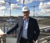 Jonas Magnusson, marknadschef på Assemblin El. Foto: Assemblin