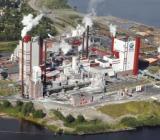 SCA:s massafabrik i Östrand där Eitech fått stororder