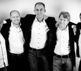Vd:arna för de fem bolagen bakom nya samarbetet Near4You. Foto: Near4You