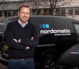 Nordomatics Danmarkschef Toke Juul. Foto: Nordomatic