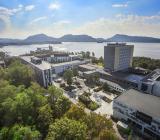 Norges Handelshøyskole i Bergen. Foto: Caverion