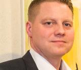 Mikael Bill, affärsutvecklingsdirektör på Schneider Electric från september 2018. Foto: Rexel
