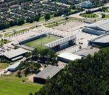 Rocklunda arena i Västerås. Foto: Assemblin