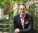 Andreas Finnstedt, affärsområdeschef för Ecobuildings på Schneider Electric Sverige. Foto: Schneider Electric