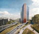 Skanskas kontorsprojekt Sthlm01, Hammarby Sjöstad