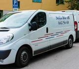 Servicebilar från Sofia Rör. Foto: Comfort