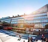 Stockholms Kulturhus och Stadsteatern. Foto: Schneider Electric