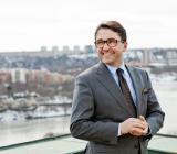 Tomas Carlsson, vd Sweco. Foto: Tim Meier