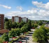Miljonprogramsområdet Kronorgården i Trollhättan. Foto: Jerry Lövberg