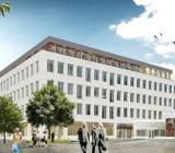 Hubben,  ny mötesplats i Uppsala Science Park