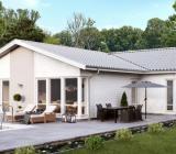 Villa Lövhem från Götenehus med smart teknik från Hager. Foto: Hager