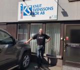 Bjarne Svensson, vd och ägare på Knut Svenssons Rör AB i Jönköping. Foto: Comfort