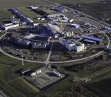 Forskningsanläggningen ESS i Lund. Foto: Percy Nordeng/ESS