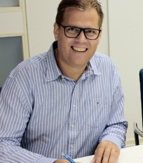Elektro-Emanuels vd Anders Emanuelsson. Foto: Elektro-Emanuel