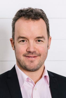 Fredrik Björkman, Svedbergs vd och koncernchef. Foto: Svedbergs