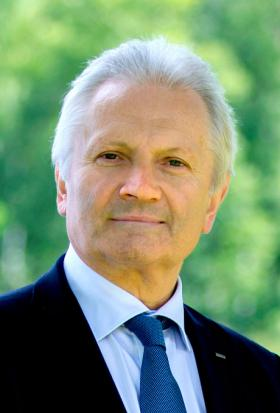 Gerteric Lindquist, koncernchef Nibe. Foto: Nibe