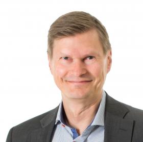 Per Jonasson, vd Svep. Foto: Svep