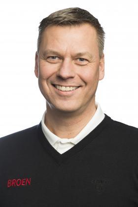Stefan Niederhauser, Broenveteran och ny landchef från september 2016. Foto: Broen